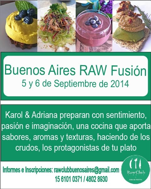 Buenos Aires RAW Fusion